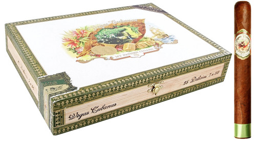 Vegas Cubanas DELICIAS 7 X 50 Box of 25