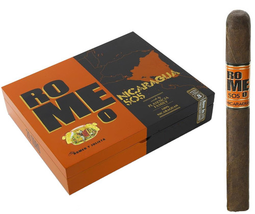 Romeo 505 By Romeo & Julieta CHURCHILL 50 X 7 Box of 20