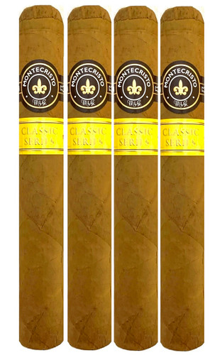 Montecristo Classic Collection ESPECIAL No 3 44 X 5 1/2 Pack of 4