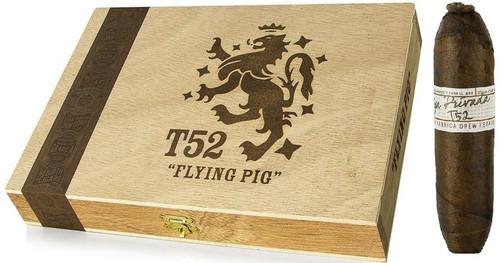Liga Privada T52 FLYING PIG 4 X 60 Box of 12 Cigars
