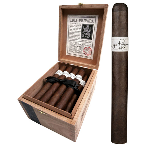 Liga Privada No. 9 CORONA DOBLE 7 X 54 - Box of 24 Cigars
