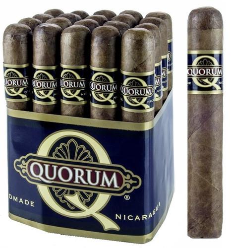 Quorum ROBUSTO 5  X 50 Bundle of 20