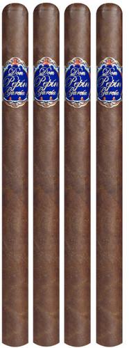 Don Pepin Blue Edition EXCLUSIVOS, Gran Corona Cigar 9 1/4 X 48 pack of 4 cigars