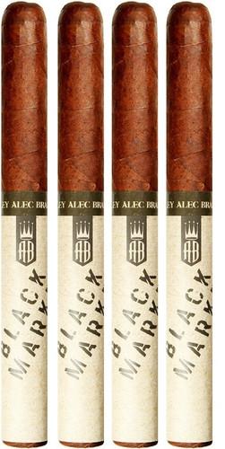 Alec Bradley Black Market  Maduro CHURCHILL 7 X 50 Pack of 4