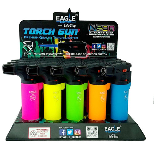 "Eagle Gun Torch Neon 4"" Limited Edition"