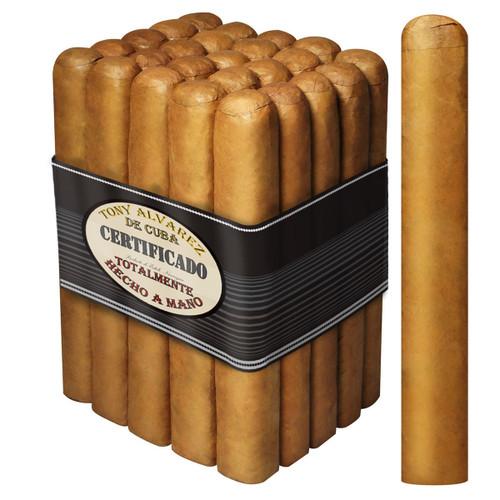 Tony Alvarez Habano  Box Pressed TORO PLUS 6 X 54 Bundle of 25