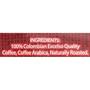 COLOMBIAN JUAN VALDEZ PREMIUN GROUND COFFEE Pack of 12 Oz