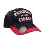 Perdomo Black & Red with Opener Bottle Cap