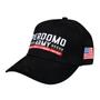 Perdomo Army Black with Flag Cap