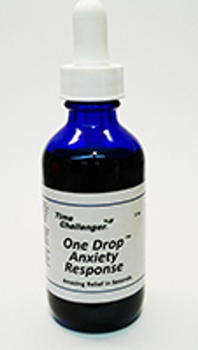 Feeling a little blue or anxious? One Drop Anxiety Response contains a blend of Organic herbs known for their soothing and relaxing qualities. This product is not known to contraindicate with any known medicine.