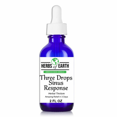 Three Drops Allergy Relief