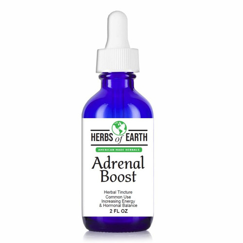 Adrenal Boost Herbal Tincture
