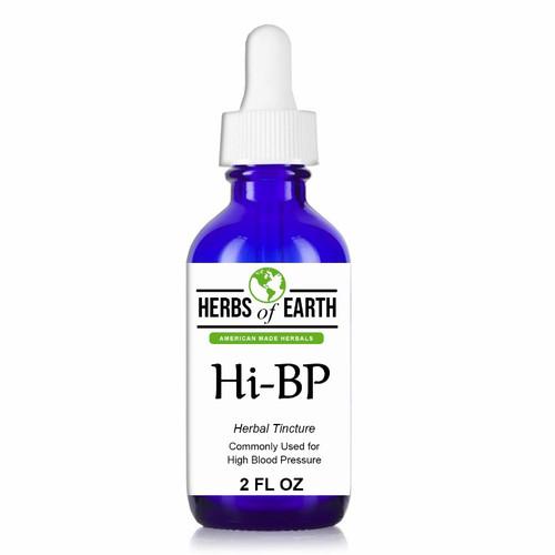 Hi-BP Herbal Tincture