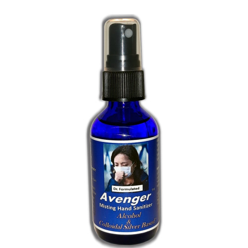 Avenger Hand Sanitizing Spray