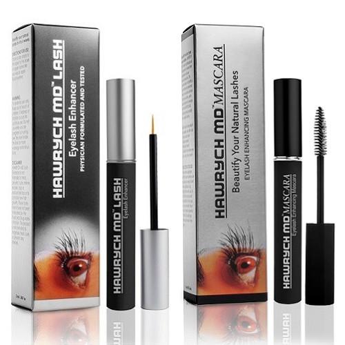hawrych md eyelash serum eyelash enhancing mascara