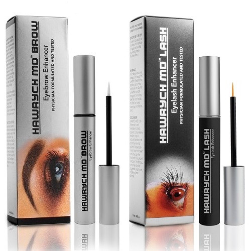 hawrych md eyelash brow enhancer