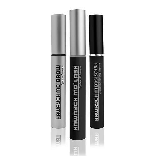 65410411887 HAWRYCH MD Eyelash Brow Enhancers with Mascara Set - HAWRYCH MD LASH