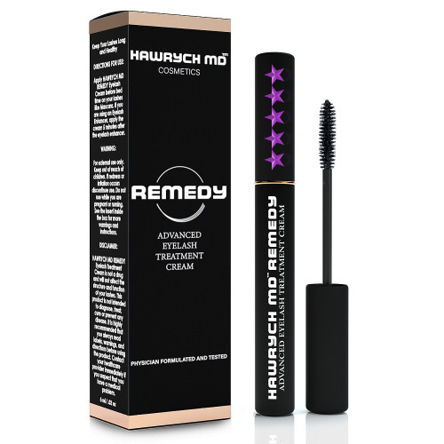 hawrych md remedy advanced eyelash treatment cream