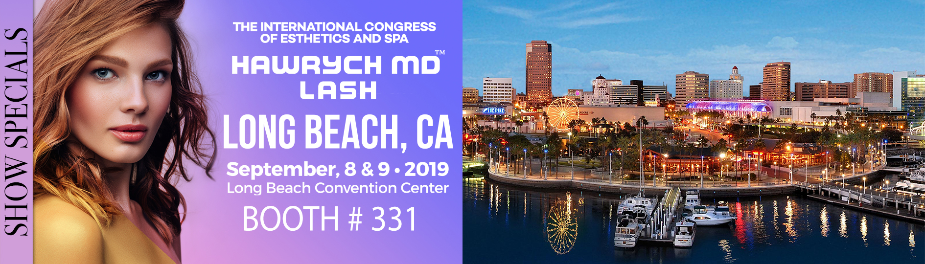 long beach california beauty show 2019