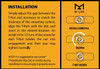 REACT™ M-LOK Compact Foregrip