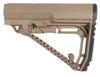 BATTLELINK Minimalist Milspec Stock with woven on NRAT Strap