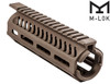 TEKKO™ 7 inch Drop In M-LOK Rail
