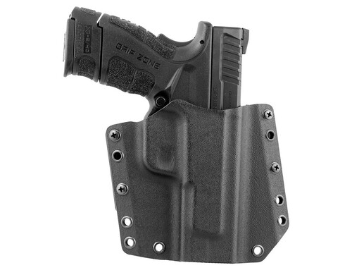 Springfield XD Mod2 9mm/40 cal 4 inch  - OWB Holster