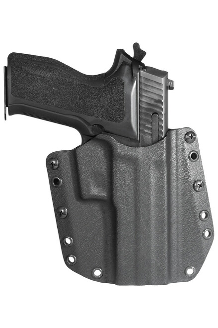 Sig Sauer P226 9mm/40 cal with Rail  - OWB Holster