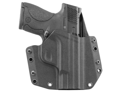 Smith & Wesson M&P Shield Plus, Shield 1.0, 2.0, 9mm/40 Cal - OWB Holster