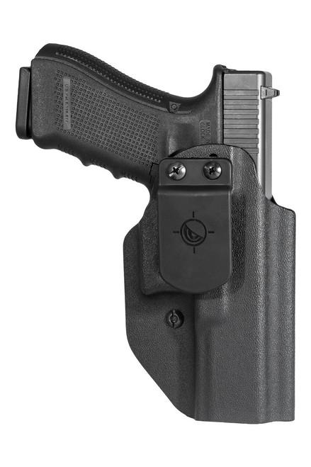 Glock 17/22/34/47 - Ambidextrous Appendix IWB/OWB Holster