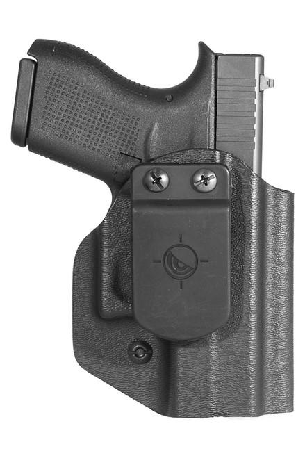 Glock 42  - Ambidextrous Appendix IWB/OWB Holster