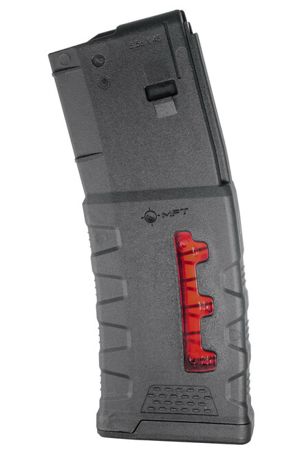 30 RD Extreme Duty Colored Window Mag