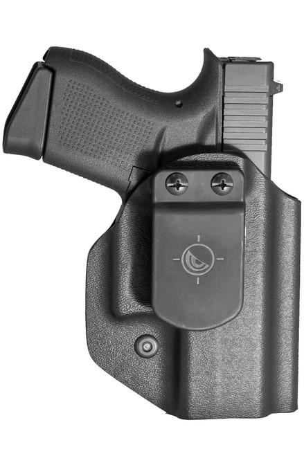 Glock 43, 43X - Ambidextrous Appendix IWB/OWB Holster