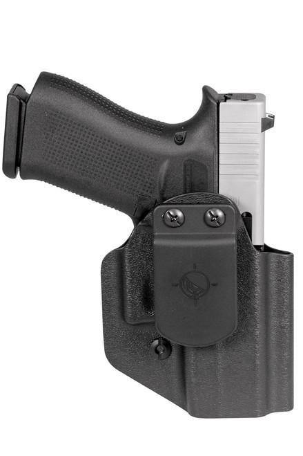 Glock 43x  - Ambidextrous Appendix IWB/OWB Holster