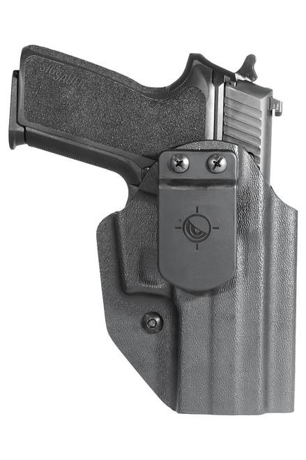 Sig Sauer P229 9mm with Rail  - Ambidextrous Appendix IWB/OWB Holster