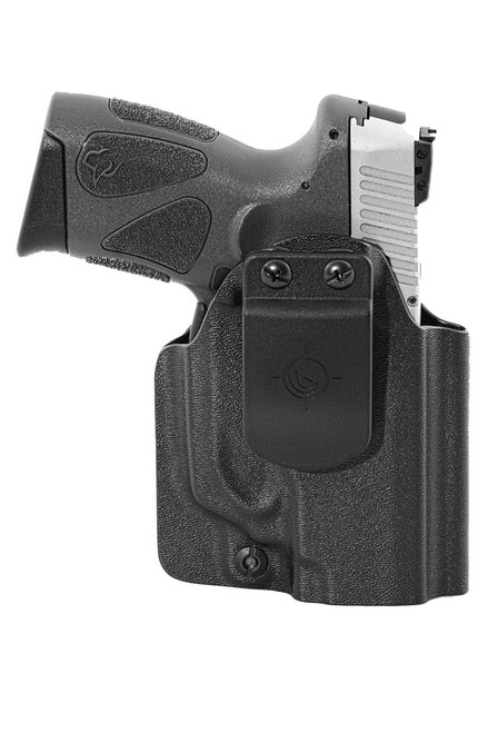 Taurus G2c with V Laser Holster - Ambidextrous Appendix IWB/OWB Holster