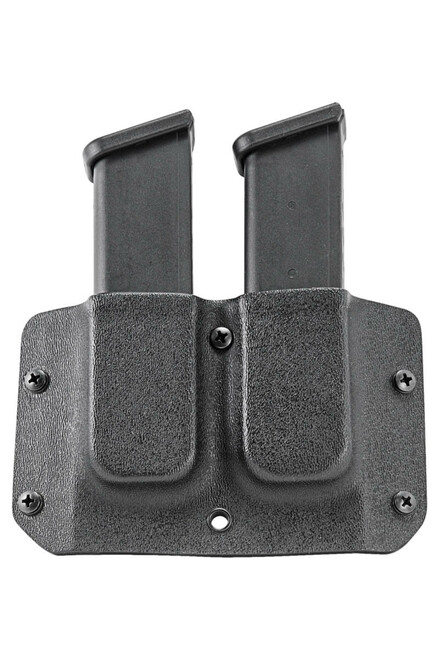 Generic 9/40 (Glock, M&P, H&K, Beretta) Double Stack Double Mag Pouch