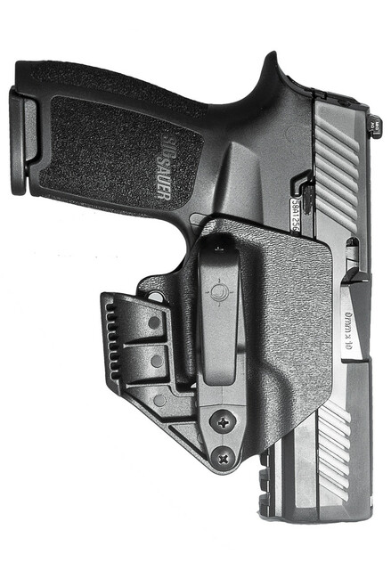 Sig Sauer P320 Full Size, Compact and Carry - Minimalist AIWB Holster (Ambidextrous)
