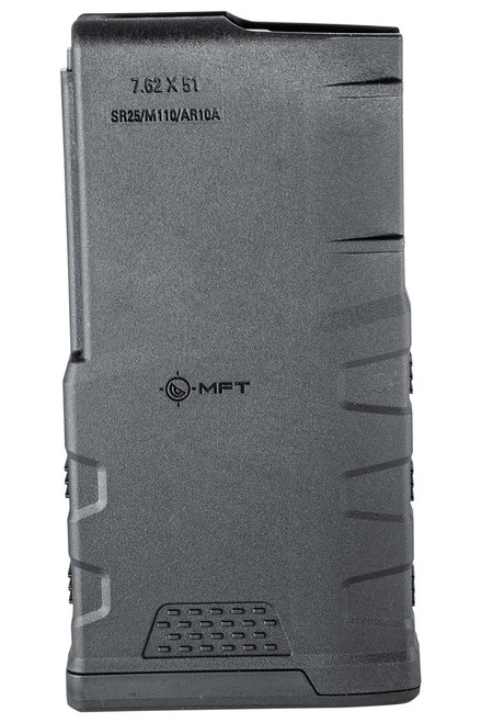 20 RD Extreme Duty Polymer Mag 7.62 x 51 NATO
