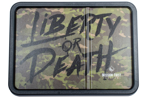 Liberty or Death Multi-Cam Dump Tray