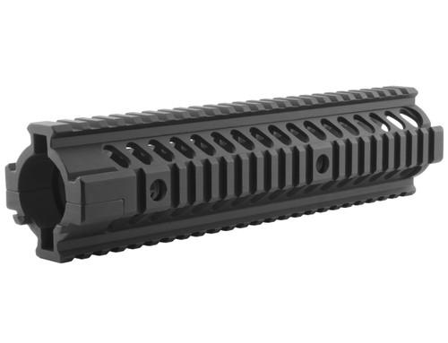 TEKKO  10 inch Free Float 2 Piece Integrated Rail System