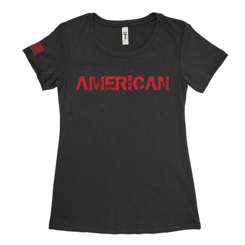 Woman's American Tee