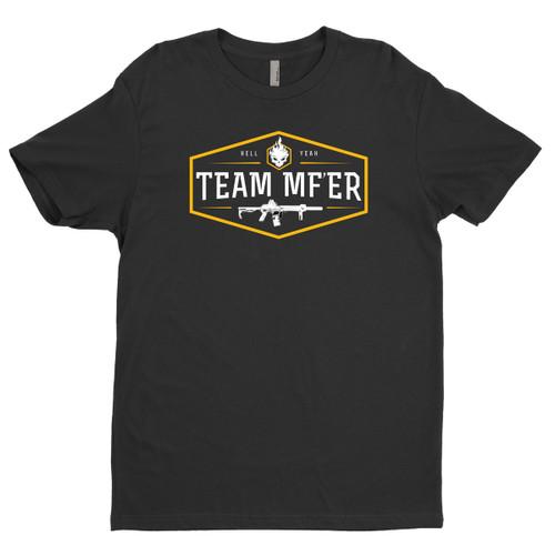 Team Mf'er Rifle Tee