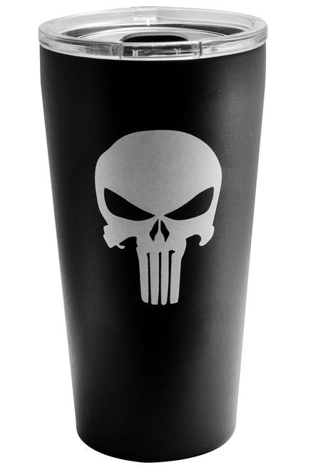 Punisher Skull 20oz Tumbler