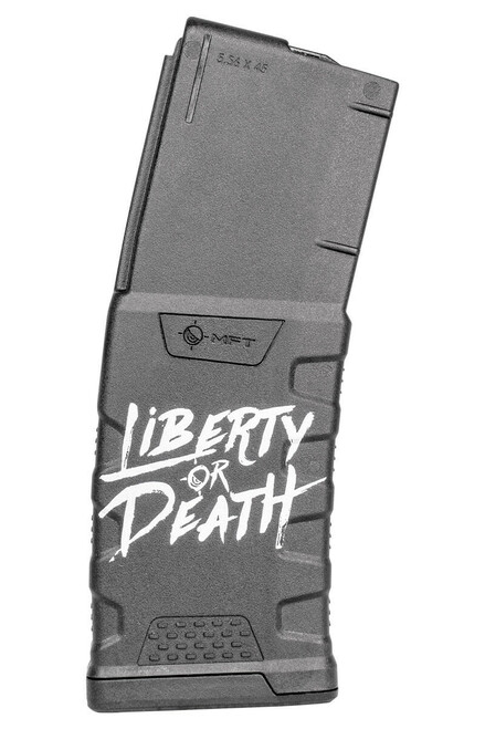 Liberty or Death - EXD Graphic Mag