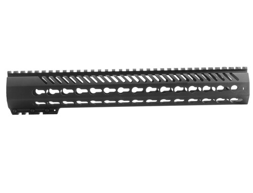 TEKKO Free Float 13 inch KeyMod Rail