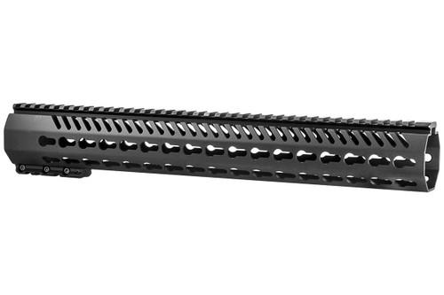 TEKKO Free Float 15 inch KeyMod Rail