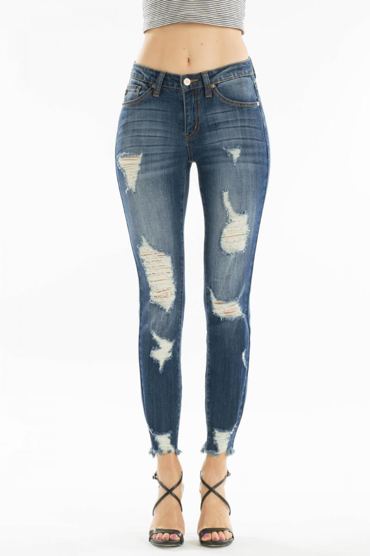 Kancan Distressed Jeans Glacier Rose Boutique