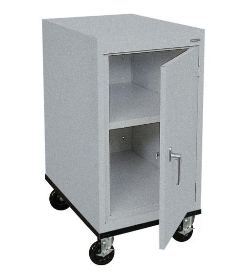Mobile Single Door Work Height Cabinet