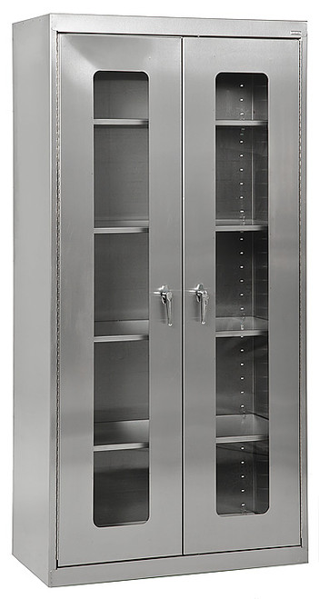 Clearview Cabinet w/swing handle